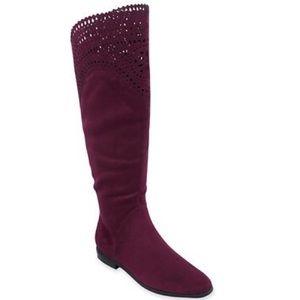 Liz & co wide calf boots